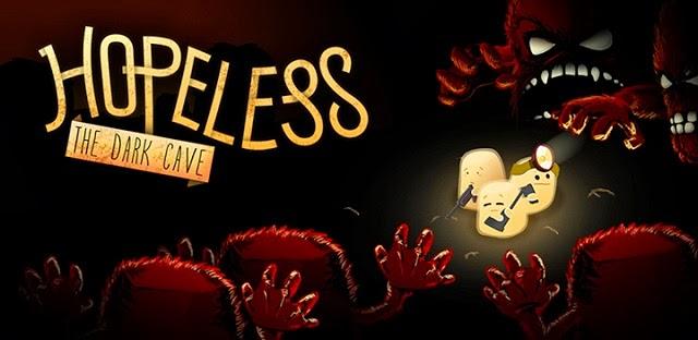 Hopeless: The Dark Cave — борьба со страхами на выживание