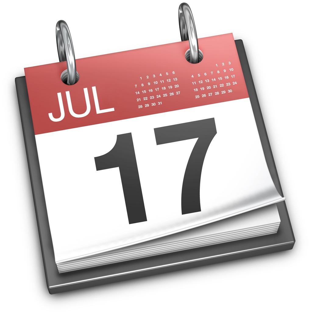 Как включить отображение праздников и дней рождений в Календаре OS X