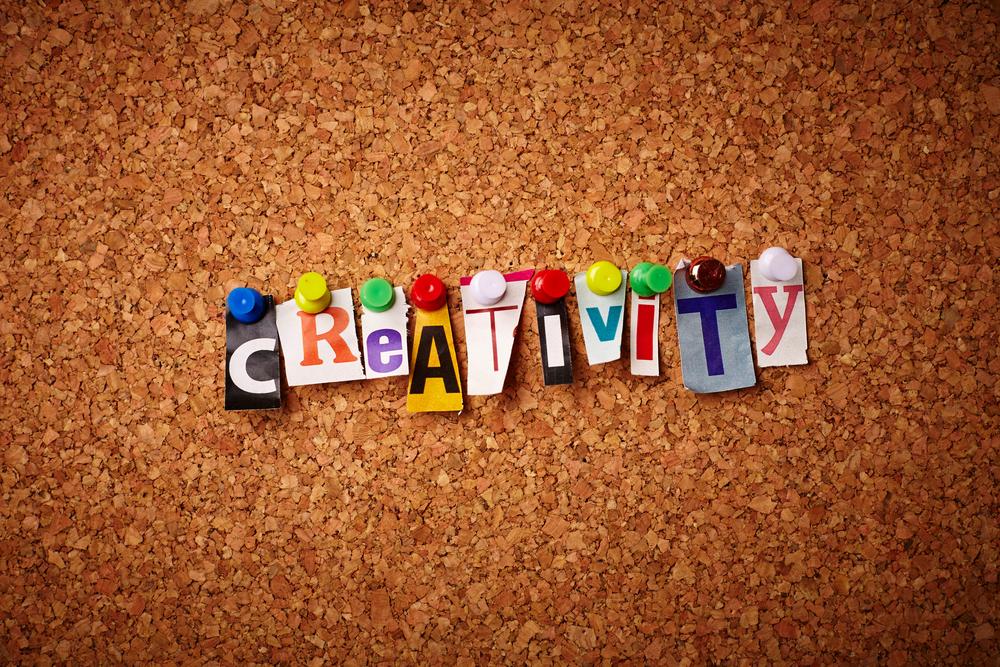 ИНФОГРАФИКА: Простые идеи для развития креативности