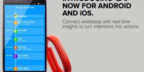 Вышло приложение-спутник браслета Jawbone UP для Android