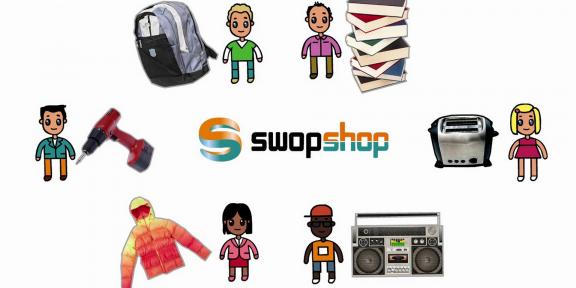 Сервис Swopshop: интернет-коммунизм с бесплатными вещами