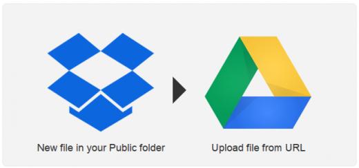 IFTTT дня: Как создать резервную копию Dropbox в Google Drive