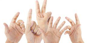 ИНФОГРАФИКА: Что обозначают жесты в разных странах
