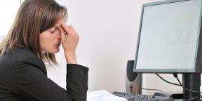 ИНФОГРАФИКА: Как сохранить зрение при работе за компьютером