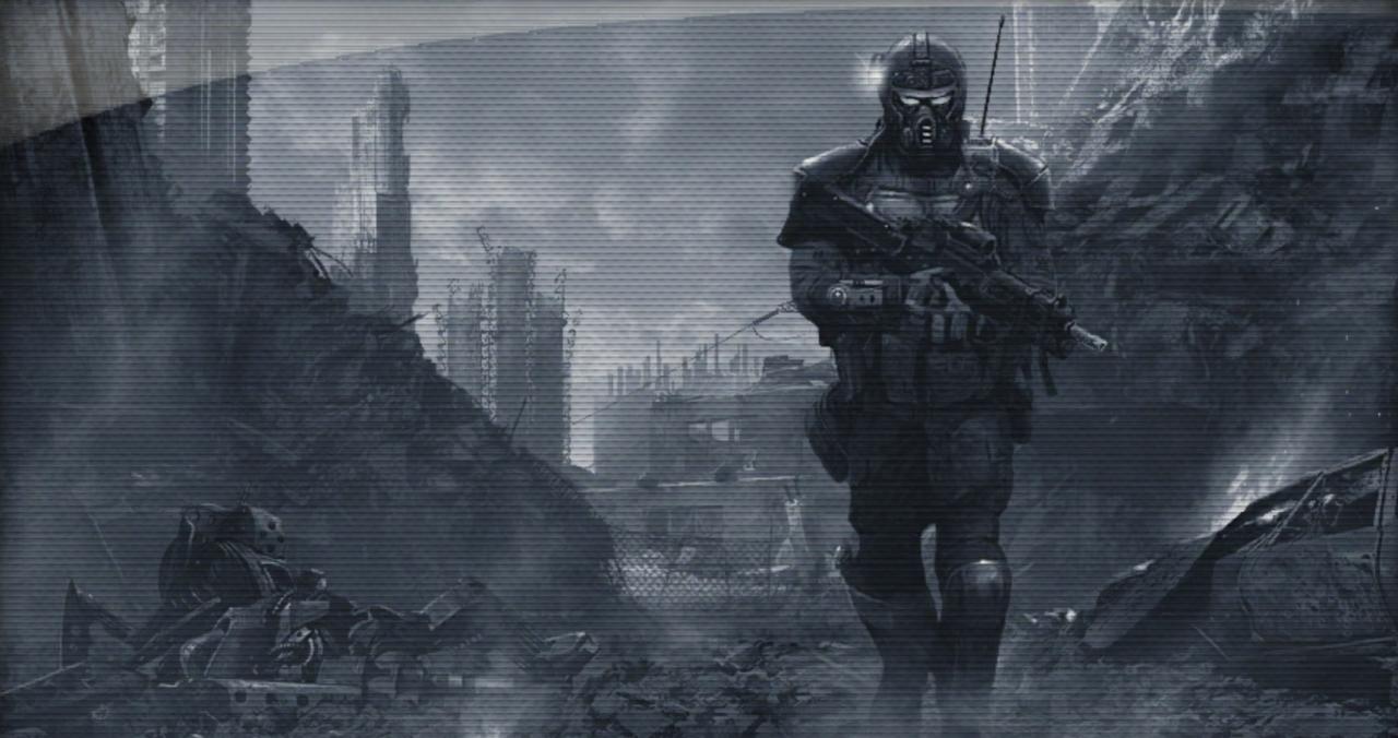 Эволюция: Битва за Утопию — идеи Fallout ожили на iOS