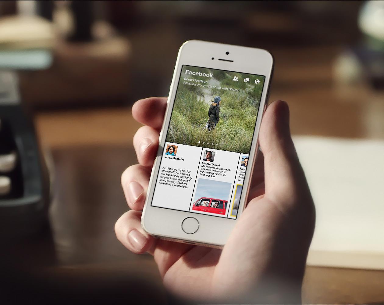 Origami: бесплатный «Фотошоп» для интерактивного дизайна от создателей Facebook Paper