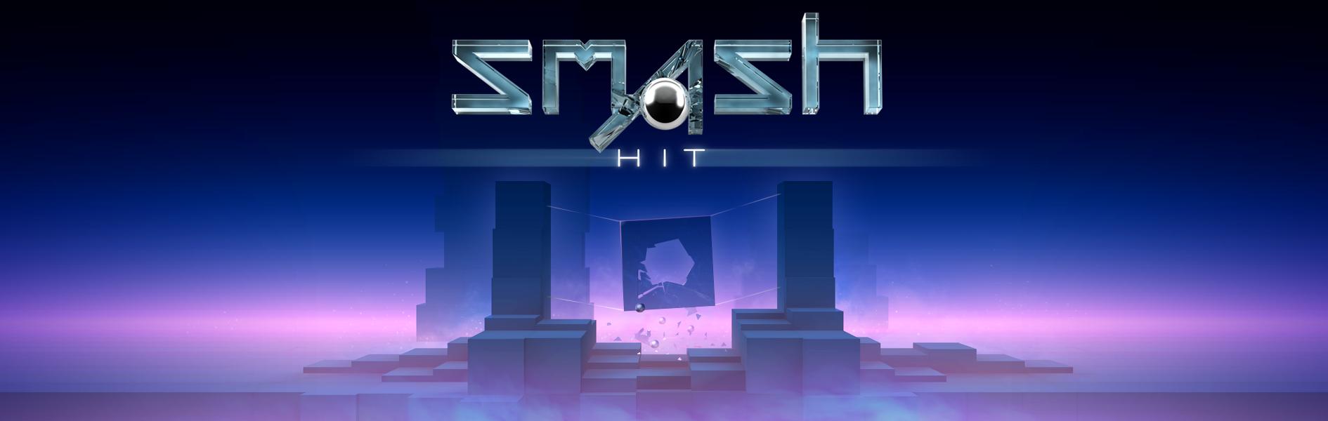 Smash Hit: стильный и увлекательный бесконечный раннер для iOS