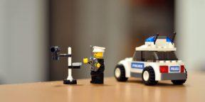 Как эффективно защищаться от камер на дорогах: Стрелка