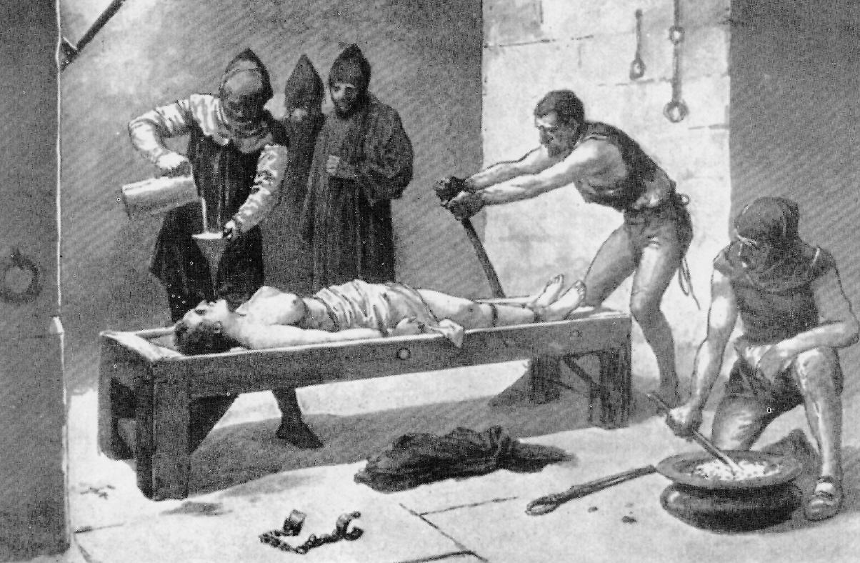 Пытки перед сексом