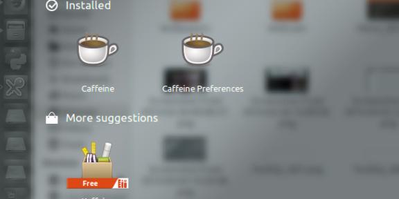 Смотрим фильмы в Ubuntu спокойно вместе с Caffeine