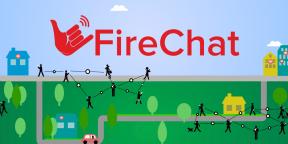 FireChat — чат там, где нет интернета