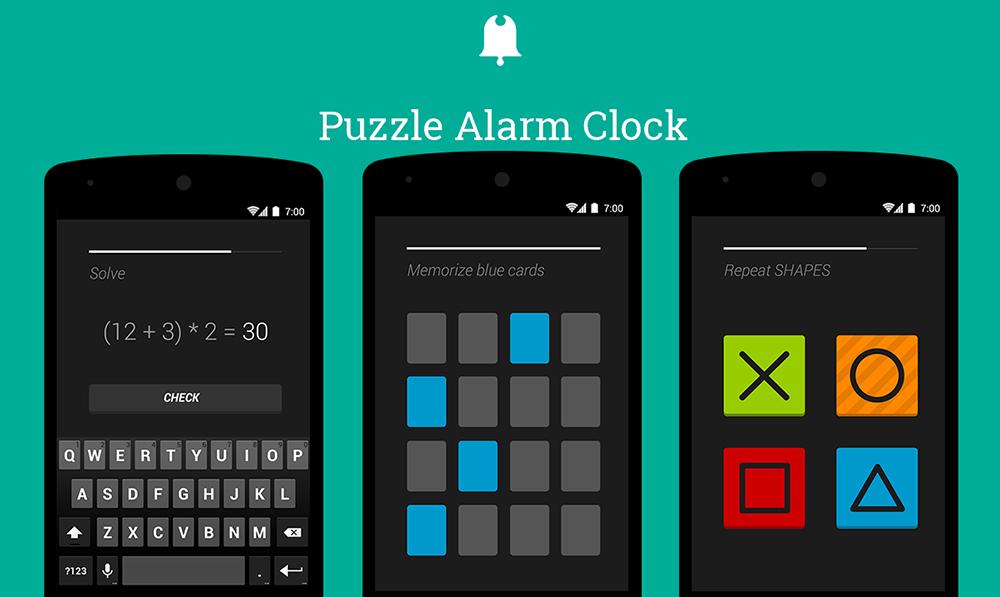 Как забыть о кнопке откладывания будильника с Puzzle Alarm Clock - Лайфхакер