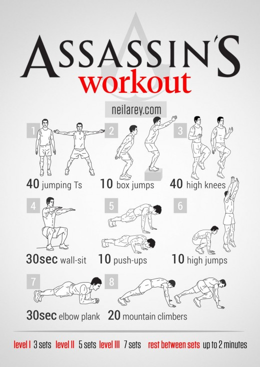 assassins-workout