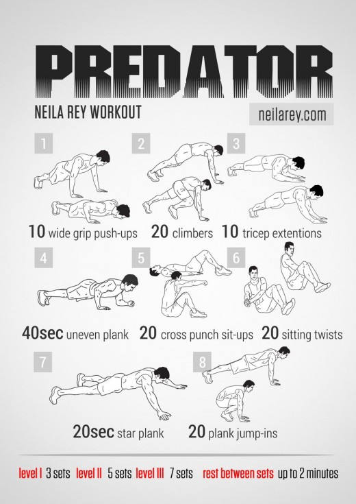 predator-workout