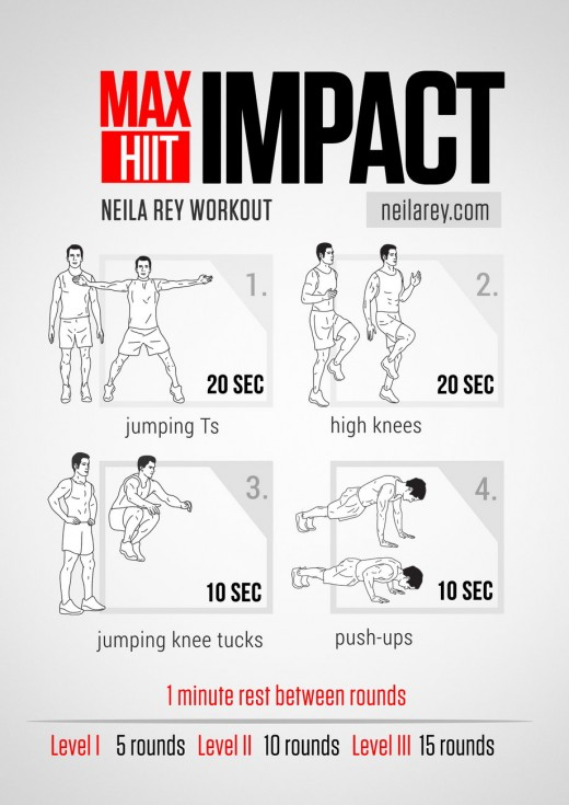 max-impact-workout