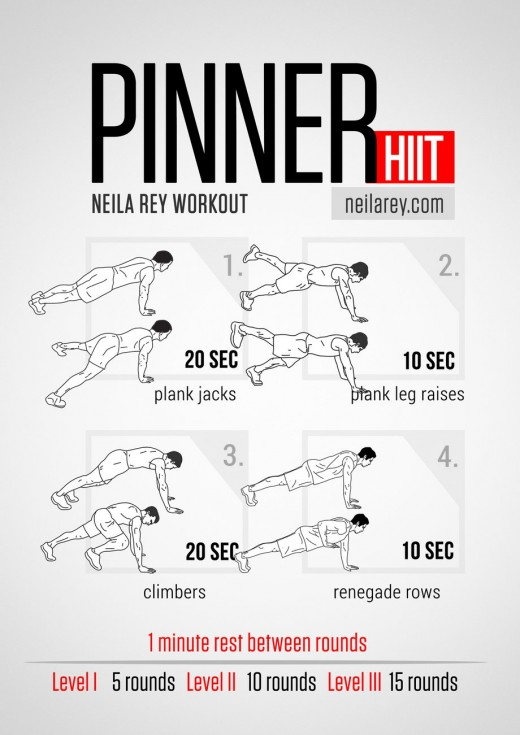 pinner-workout