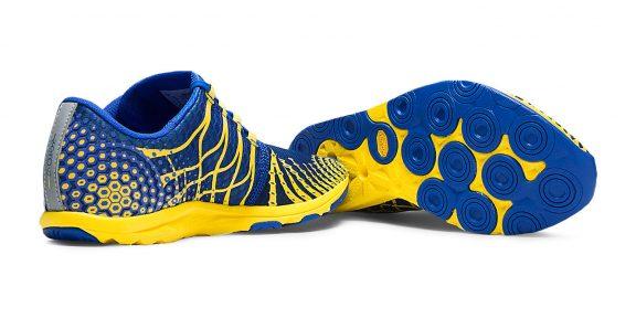 Как бег в минималистичных кроссовках меняет стопы