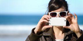 QuickCamera – запускай камеру простым взмахом кисти