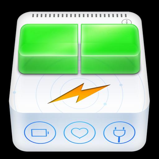 Battery Diag — простой индикатор батареи вашего MacBook