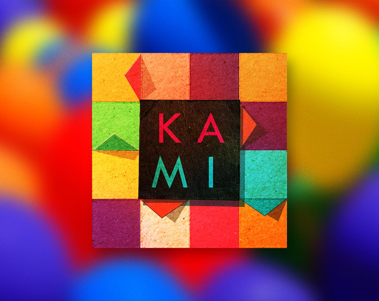 KAMI для iOS: красивая и увлекательная бумажная головоломка