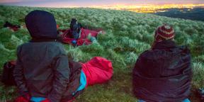 Микропутешествия: как провести ночь со звездами и успеть на работу к девяти
