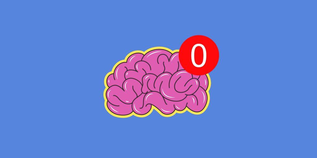 Применяем тактику Inbox Zero для мозга