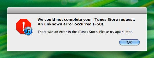 Что означают ошибки iTunes для Mac и PC и как их устранить