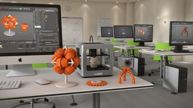 The Micro – «народный» 3D-принтер за 200 долларов