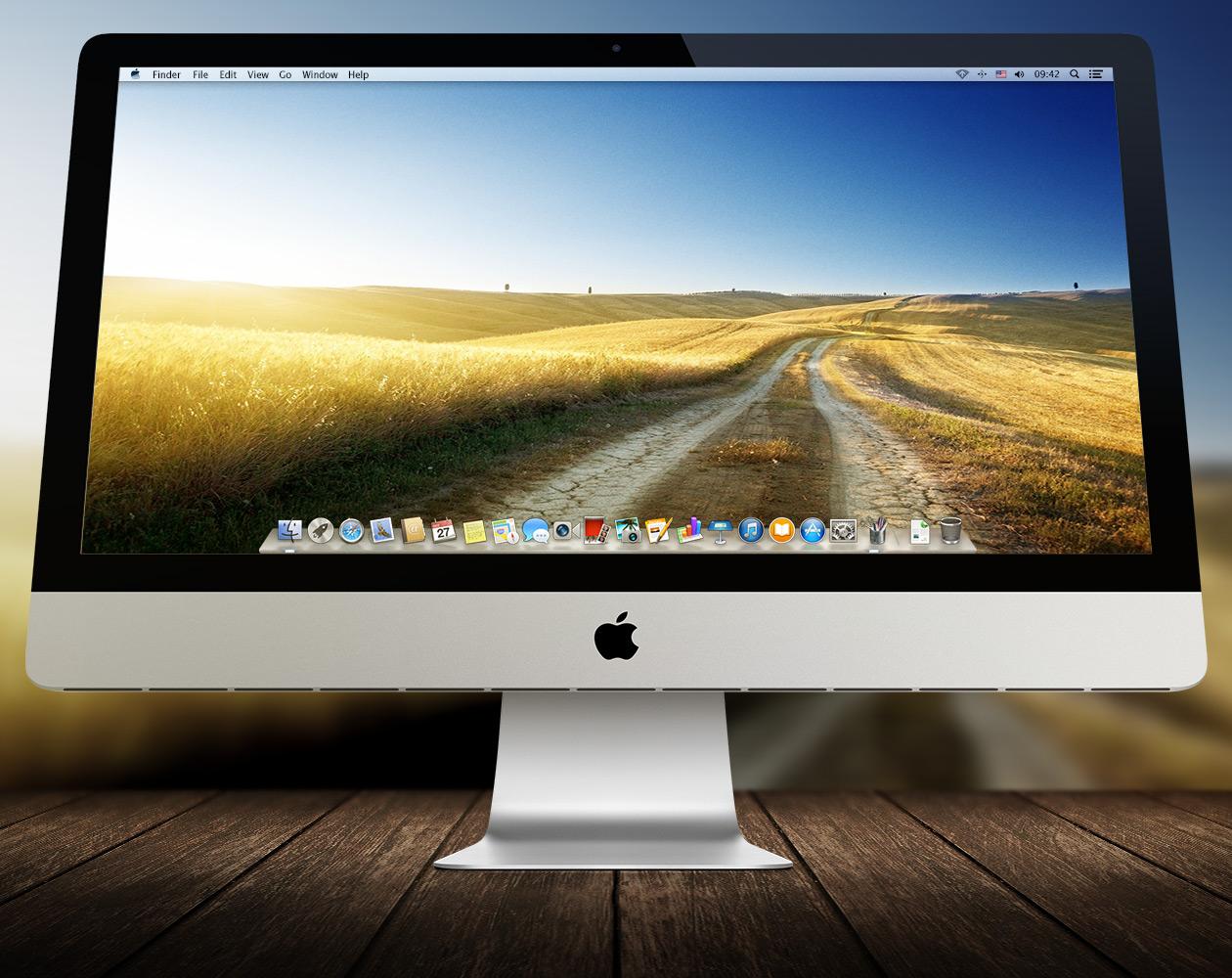 Обои для OS X: Пути-дорожки №2