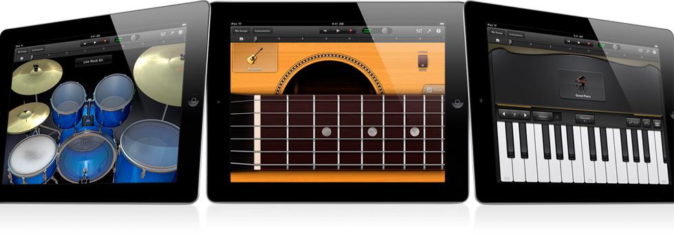 3 лучших приложения для создания музыки на iOS