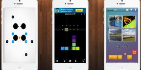 Умные игры для iOS: Blek, Blendoku, What's the Word?