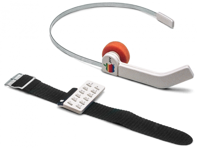 Apple работала над iWatch более 30 лет назад