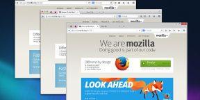 Как отключить новый модный интерфейс Firefox и вернуть все как было