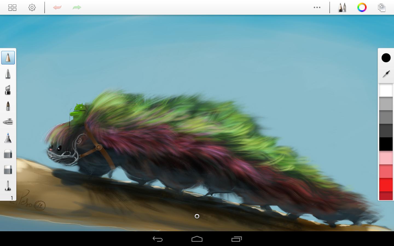 Скачать программы для рисования для андроид
