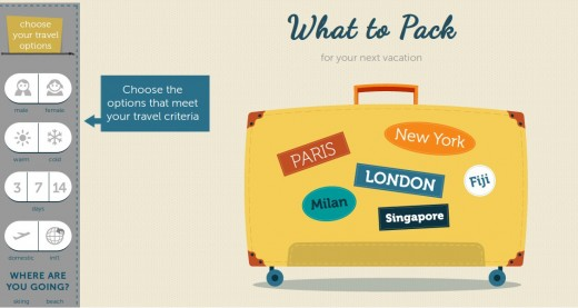 What To Pack