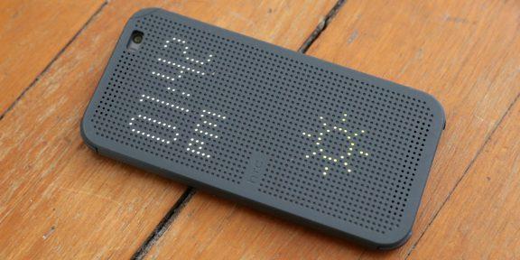 Зачем телефонам кнопки? Пример HTC One (M8)