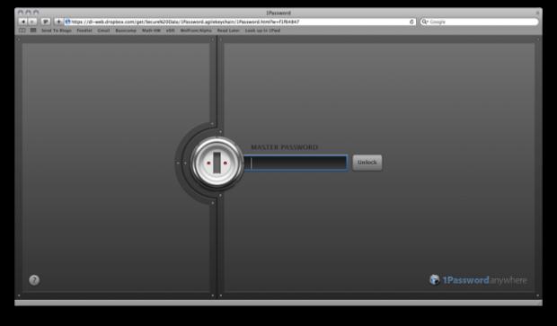 С 1Password теперь можно работать прямо в браузере!