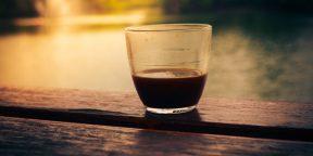 Кофе холодной «заварки»: походный вариант