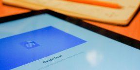Docs, Sheets, Slides: у мобильных Microsoft Office и iWork появился конкурент