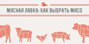 ИНФОГРАФИКА: Мясная лавка — как выбрать мясо