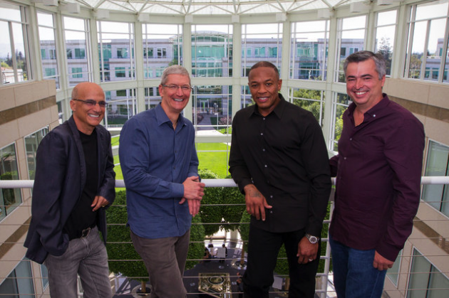 Apple купила Beats