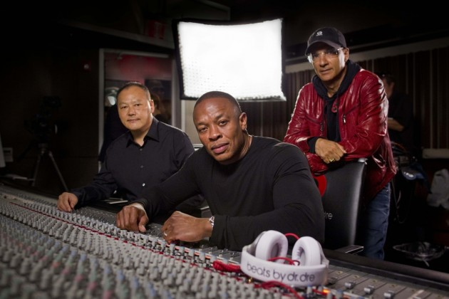 Jimmy Iovine, Peter Chou And Dr. Dre Announce The Strategic Partnership Of HTC And Beats By Dr. Dre