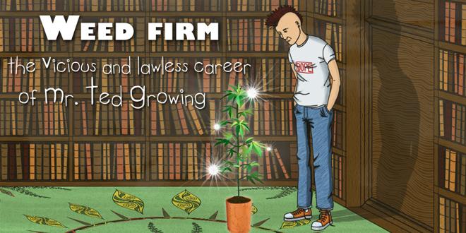 Из App Store удалили Weed Firm — популярную игру про выращивание марихуаны