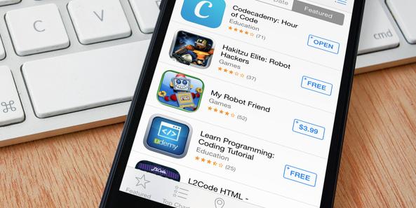 Лучшие приложения для iPhone, которые помогут изучить основы программирования