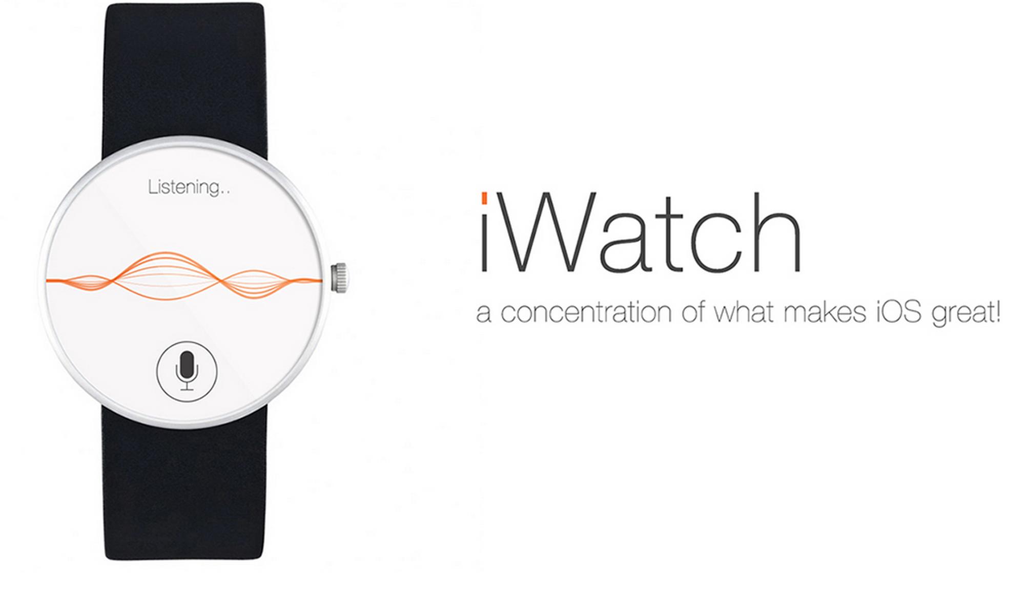 Apple выпустит несколько моделей iWatch с круглыми дисплеями
