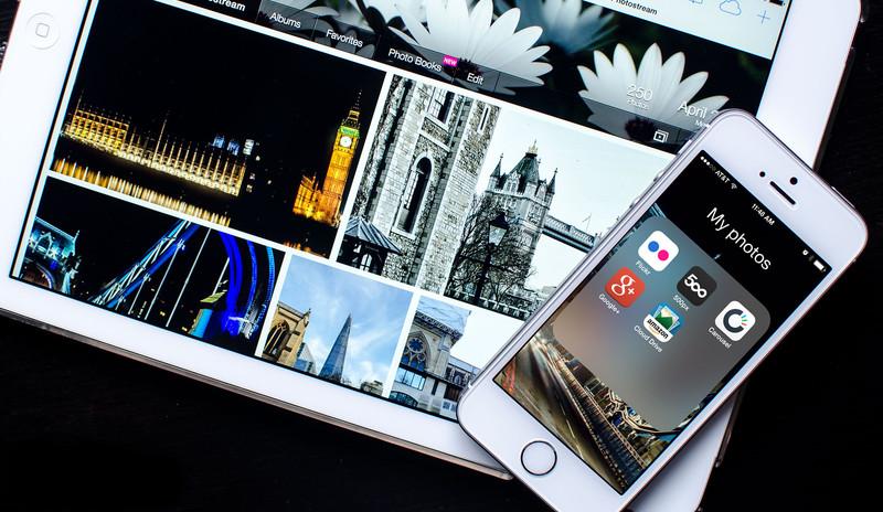 Лучшие iOS-приложения для хранения ваших фото и видео в облаке