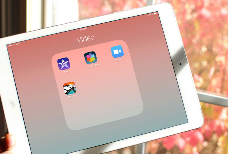Лучшие iPad-приложения для видеомонтажа: iMovie, Pinnacle Studio и другие