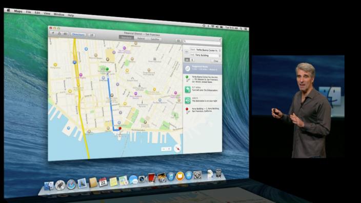 Карты Apple теперь обновляются ежедневно
