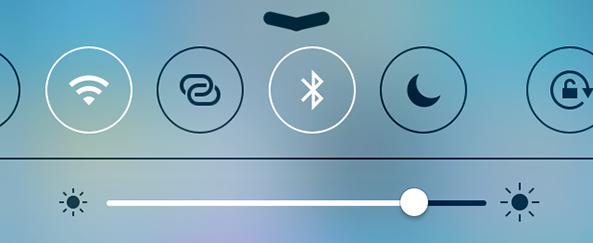 В iOS 8 нашли скрытые настройки пункта управления