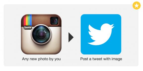 Как публиковать фотографии из вашего Instagram в Twitter c нативным просмотром